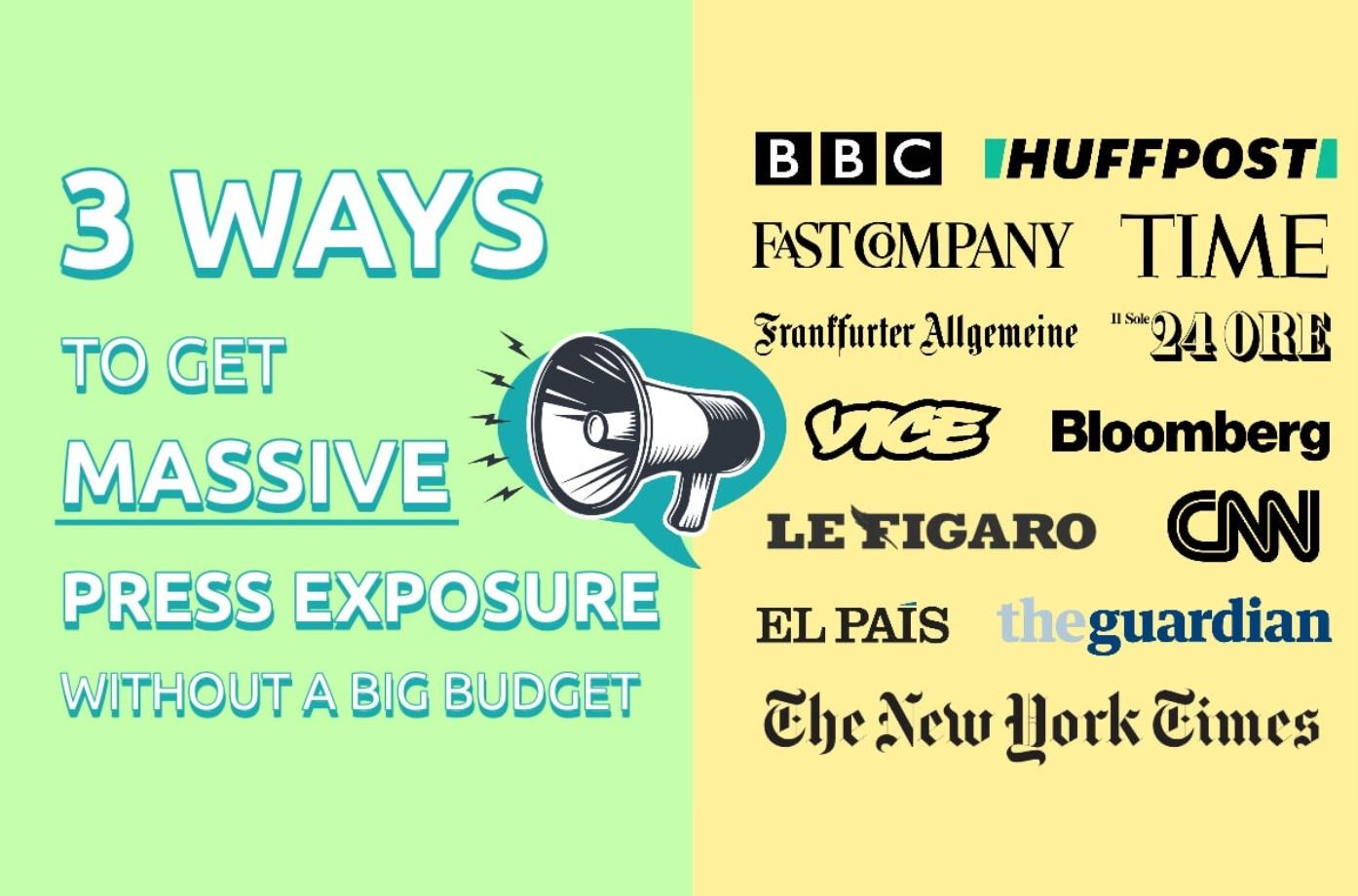 PR exposure